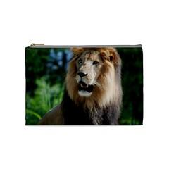 Regal Lion Cosmetic Bag (medium)