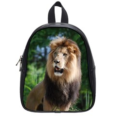 Regal Lion School Bag (Small)
