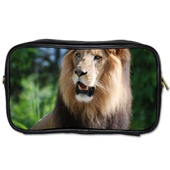 Regal Lion Travel Toiletry Bag (Two Sides)