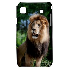 Regal Lion Samsung Galaxy S i9000 Hardshell Case
