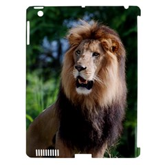 Regal Lion Apple iPad 3/4 Hardshell Case (Compatible with Smart Cover)