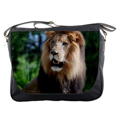 Regal Lion Messenger Bag