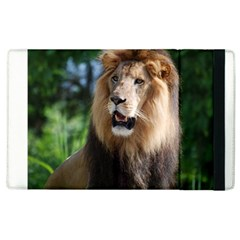 Regal Lion Apple iPad 2 Flip Case