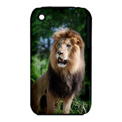 Regal Lion Apple iPhone 3G/3GS Hardshell Case (PC+Silicone)