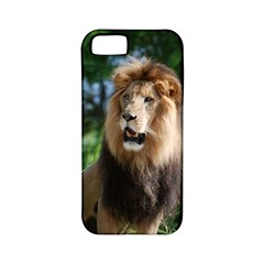 Regal Lion Apple Iphone 5 Classic Hardshell Case (pc+silicone)