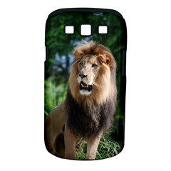 Regal Lion Samsung Galaxy S III Classic Hardshell Case (PC+Silicone)