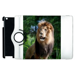 Regal Lion Apple iPad 3/4 Flip 360 Case