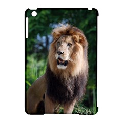 Regal Lion Apple Ipad Mini Hardshell Case (compatible With Smart Cover)