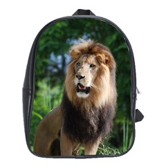 Regal Lion School Bag (XL)