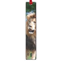 Regal Lion Large Bookmark