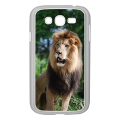 Regal Lion Samsung Galaxy Grand DUOS I9082 Case (White)