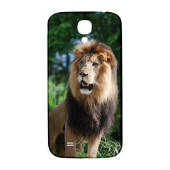 Regal Lion Samsung Galaxy S4 I9500/I9505  Hardshell Back Case