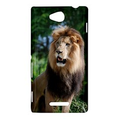 Regal Lion Sony Xperia C (S39h) Hardshell Case