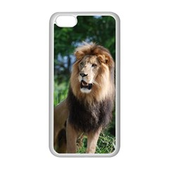 Regal Lion Apple iPhone 5C Seamless Case (White)