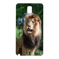 Regal Lion Samsung Galaxy Note 3 N9005 Hardshell Back Case