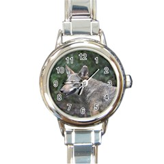 Shdsc 0417 10502cow Round Italian Charm Watch