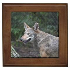 Shdsc 0417 10502cow Framed Ceramic Tile