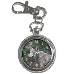 Shdsc 0417 10502cow Key Chain Watch