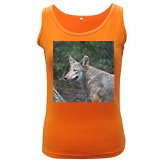 Shdsc 0417 10502cow Women s Tank Top (dark Colored)