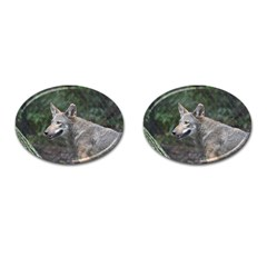 Shdsc 0417 10502cow Cufflinks (Oval)