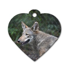Shdsc 0417 10502cow Dog Tag Heart (One Sided)