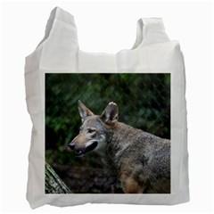 Shdsc 0417 10502cow Recycle Bag (Two Sides)
