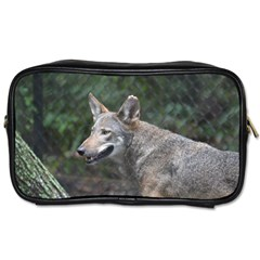 Shdsc 0417 10502cow Travel Toiletry Bag (Two Sides)