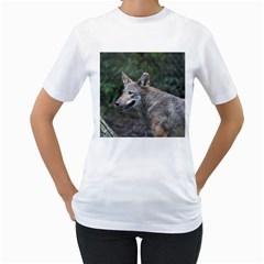 Shdsc 0417 10502cow Women s T-Shirt (White)