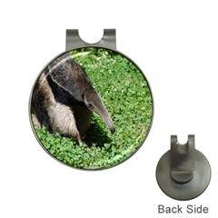 Giant Anteater Hat Clip with Golf Ball Marker