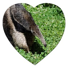 Giant Anteater Jigsaw Puzzle (Heart)