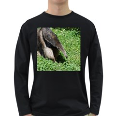 Giant Anteater Men s Long Sleeve T-shirt (Dark Colored)