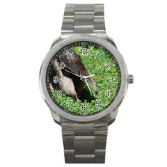 Giant Anteater Sport Metal Watch