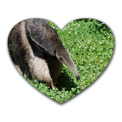 Giant Anteater Mouse Pad (Heart)