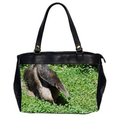 Giant Anteater Oversize Office Handbag (two Sides)