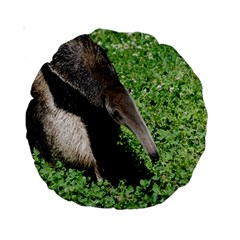Giant Anteater 15  Premium Round Cushion