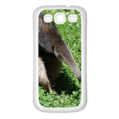 Giant Anteater Samsung Galaxy S3 Back Case (white)