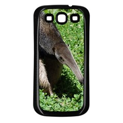 Giant Anteater Samsung Galaxy S3 Back Case (Black)