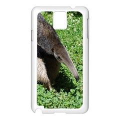 Giant Anteater Samsung Galaxy Note 3 N9005 Case (White)