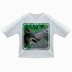 Red Wolf Baby T Shirt