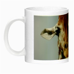 Cute Giraffe Glow in the Dark Mug