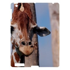 Cute Giraffe Apple Ipad 3/4 Hardshell Case