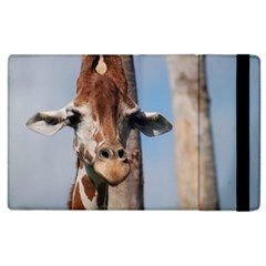 Cute Giraffe Apple iPad 3/4 Flip Case