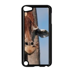 Cute Giraffe Apple iPod Touch 5 Case (Black)