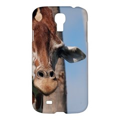 Cute Giraffe Samsung Galaxy S4 I9500/I9505 Hardshell Case