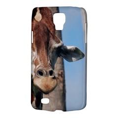 Cute Giraffe Samsung Galaxy S4 Active (I9295) Hardshell Case
