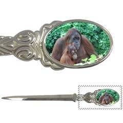 Orangutan Family Letter Opener