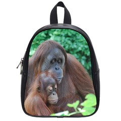Orangutan Family School Bag (Small)