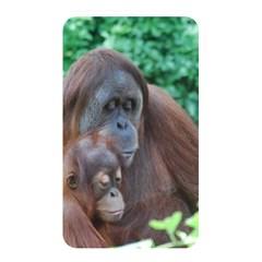Orangutan Family Memory Card Reader (Rectangular)