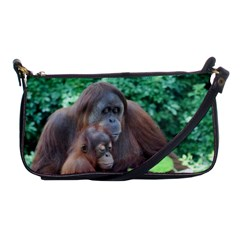 Orangutan Family Evening Bag