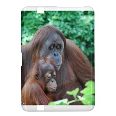 Orangutan Family Kindle Fire Hd 8 9  Hardshell Case